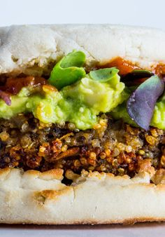 Quinoa Burger recipe: The best veggie burger ever? The best veggie burger ever.