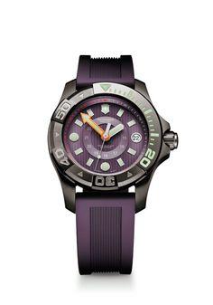 69ebdd4831b Victorinox apresenta coleção de relógios Dive Master Midsize Relógios Para  Homens