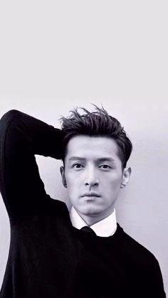 HU GE Chinese Actor ( China) -ELLE MAGAZINE