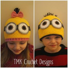 Looking for your next project? You're going to love Minion Hat. All Sizes.