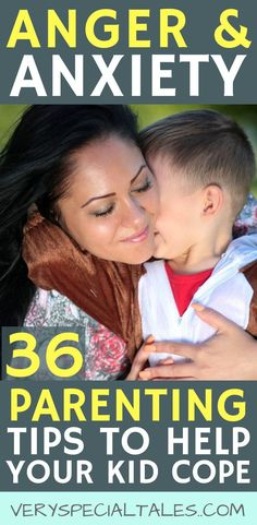 Anger Management for Kids: 36 Tips to Help Kids Develop Coping Skills - Very Special Tales - How do I help my child control his anger? How do I teach him coping skills? How do I deal with an a - Parenting Classes, Parenting Toddlers, Parenting Styles, Foster Parenting, Parenting Books, Gentle Parenting, Parenting Advice, Parenting Quotes, Practical Parenting