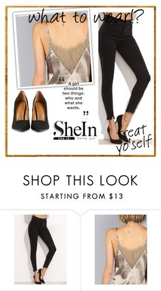 """""""shein 2"""" by zina1002 ❤ liked on Polyvore"""