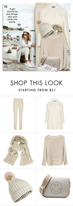 """""""Hey, Girl..."""" by breathing-style ❤ liked on Polyvore featuring Etro, John Lewis, MANGO, Miss Selfridge, Anya Hindmarch and adidas Originals"""