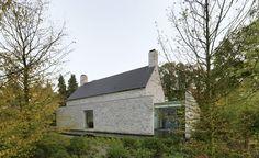 Villa Rotonda / Bedaux de Brouwer Architects...