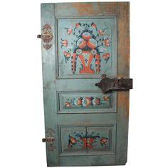 18th Century Swedish Door | 1stdibs.com