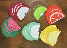 Spring 2015 fruit door decs  thanks to the RA Guide