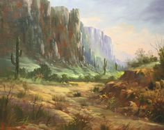 Desert Evening The official and original website of the Jerry Yarnell ...