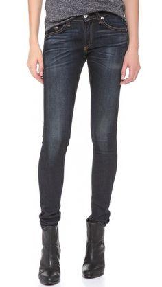 the skinny jeans / rag & bone