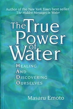 The True Power of Water shows how this most basic liquid that is called the foundation of life also holds the key to sustained good health and well-being.
