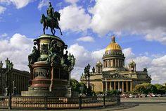 Saint Petersburg: Saint Isaac's Cathedral