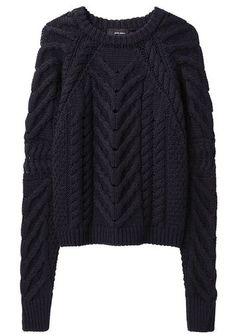 Isabel Marant | Vichy Sweater | La Garçonne