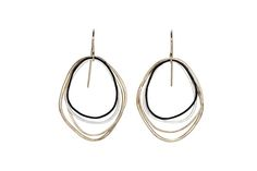 NEW! medium topography earrings [E287] | Colleen Mauer Designs - NEW! medium topography earrings [E287]