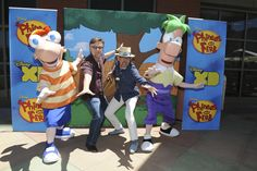 An Emotional Goodbye to Phineas and Ferb Photo Credit: Disney XD/Valerie Macon