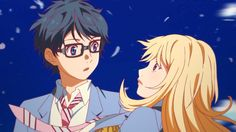 Your Lie in April: An Interestingly Gorgeous Anime