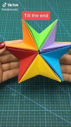 Diy Crafts Hacks, Diy Crafts For Gifts, Diy Home Crafts, Creative Crafts, Stick Crafts, Cool Paper Crafts, Paper Crafts Origami, Diy Paper, Paper Crafting