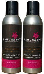 Two Kahuna Bay Bronze Sunless Tanning Spray