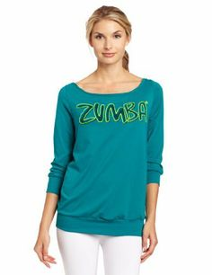 Bargain Zumba Fitness LLC Women's Flare Headliner Top, Peacock, Large Big SALE - http://www.buyinexpensivebestcheap.com/21513/bargain-zumba-fitness-llc-womens-flare-headliner-top-peacock-large-big-sale/?utm_source=PN&utm_medium=marketingfromhome777%40gmail.com&utm_campaign=SNAP%2Bfrom%2BOnline+Shopping+-+The+Best+Deals%2C+Bargains+and+Offers+to+Save+You+Money   Active Shirts & Tees, Sporting Goods, Zumba Apparel, Zumba Fitness, Zumba Shirt, Zumba Shirts, Zumba Top, Zumba