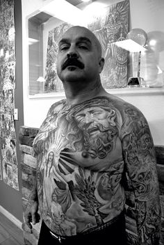 Tags: Chicano Tattoo, Johnny Garza, Jose Posada, Mala Suerte Compania,