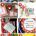 101 Easy & Creative Teacher Gift Ideas