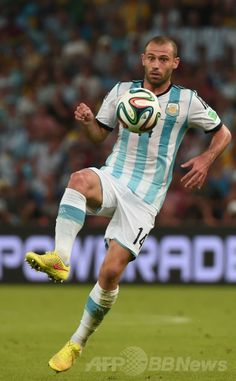 Javier Mascherano, Argentina, Barcelona, Defensive midfield, Centre back