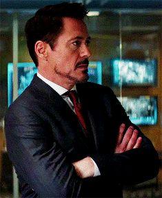 Robert Downey Jr as Tony Stark - Iron Man Tony Stark Gif, Iron Man Tony Stark, Robert Downey Jr., Disneysea Tokyo, Celebridades Fashion, Anthony Edwards, Downey Junior, Marvel Cinematic Universe, Actors & Actresses