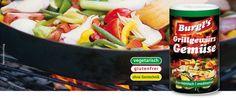 Burgl's Grillgewürz für Gemüse Kung Pao Chicken, Ethnic Recipes, Food, Glutenfree, Crickets, Products, Food And Drinks, Food Food, Essen