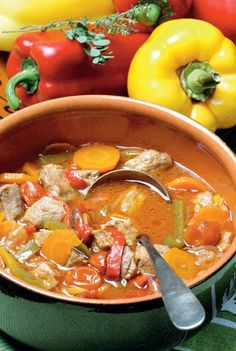 Healthy Meal Prep, Healthy Recipes, Soup Recipes, Cooking Recipes, Turkey Soup, Romanian Food, Savoury Dishes, Saveur, Foodies