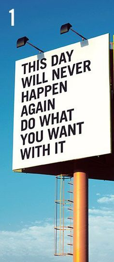 A great mindset to approach today #inspiration