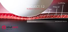 Project 12 | soulspin - part of you  new tabletennis rubber