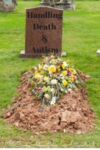 "Handling death and autism at the same time is quite a challenging task. There are many things that make life difficult when you have a child with autism.  I had the unfortunate task of explaining the death of a loved one to my children.  This was hard enough to do with my typical child who... <a href=""http://ourcrazyadventuresinautismland.com/handling-death-and-autism-at-the-same-time/"">Read More »</a>"
