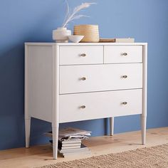 Harper 4-Drawer Dresser   west elm