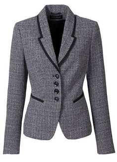 Fitted Riding Blazer
