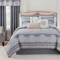 jcpenney.com | Eva Longoria Home Bethany 4-pc. Comforter Set & Accessories