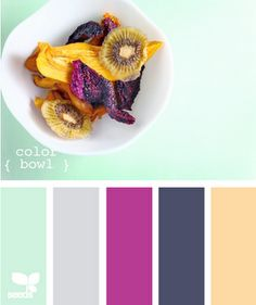 Color Bowl by design-seeds #Color #design-seeds