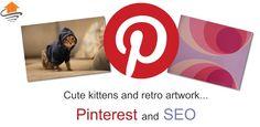 #Infographics #Social_Media #Marketing  @Pinterest   Pinterest and SEO  Published June 4, 2012