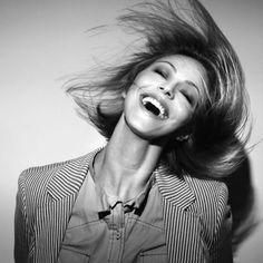 Femme heureuse