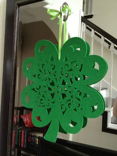Engineering Life and Style: St. Patrick's Day Decorating Fun
