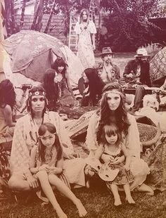 flower child......i wanna be a old fashion gypsy !