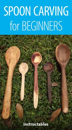 Spoon Carving for Beginners  #woodworking...