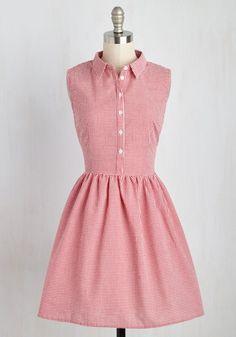 red gingham dress  kawaii hipster harajuku vintage kitsch fachin gingham dress modcloth