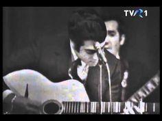 Enrico Macias - live in Romania (1967). Paris tu m'as pris dans tes bras