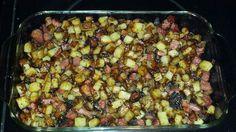 #corned beef #potatoes #rosemary