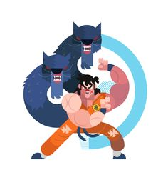 Dragon Ball z em GIF | IdeaFixa- phuwadon thongnoum