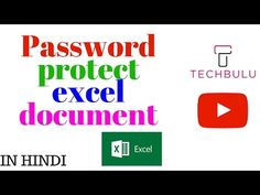 """#techbulu #techbulu.com #DIY #Howto #vlog #howtodo #tips #tipsandtricks #""""password protect excel"""" #""""how to protect excel sheet with password"""" #""""how to protect excel sheet"""" #""""how to protect excel workbook with password"""" #""""how to protect excel cells"""" #""""how to protect excel workbook"""" #""""password protect excel worksheet"""" #""""protect excel sheet"""" #""""protect excel with password"""" #""""protect excel"""""""