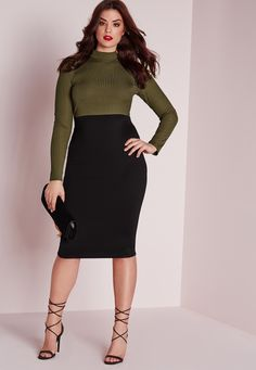 Missguided+ is the hottest new plus size line for babes of all sizes. Dedicated to directional, strong and confident designs for sizes 16-24, Missguided+ is the perfect platform to up your fashion game and work those curves in style. Have ...