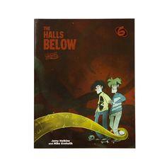 PA Vol 6: The Halls Below