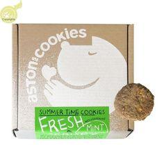 ASTON'S COOKIES - Fresh & Crispy (menthe) 200gr - EDITION LIMITEE ! disponible sur www.lesamisdeceline.com