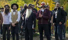 Cool bearded men!