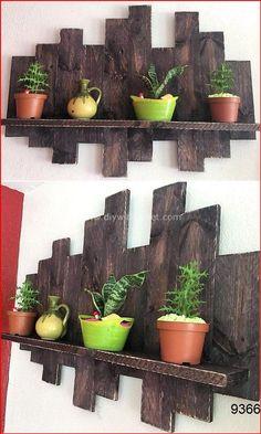 Pallet Furniture Plans, Pallet Furniture Designs, Wooden Pallet Projects, Pallet Designs, Pallet Crafts, Wooden Pallets, Diy Furniture, Pallet Chair, Pallet Patio