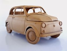 Impressive, Life-Size Cardboard Sculptures of Everyday Objects. Copyright Chris Gilmour.